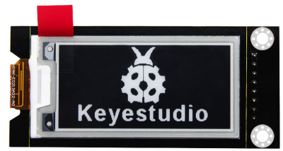 Keyestudio Electronic Ink Screen Module 2.13 Inch