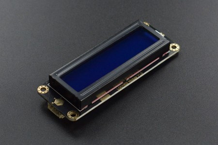Gravity: I2C LCD1602 Arduino LCD Display Module (Blue) (DFR0555)