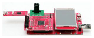STM32F103RBT6 Rabbit 개발보드 + 2.8 터치 LCD