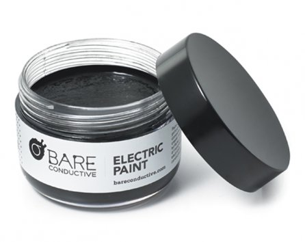 전도성페인트_Electric Paint Jar (50ml)
