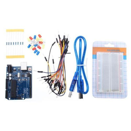 아두이노 우노 R3 DIY 기본 키트 / DIY basic kit -01 Arduino uno r3