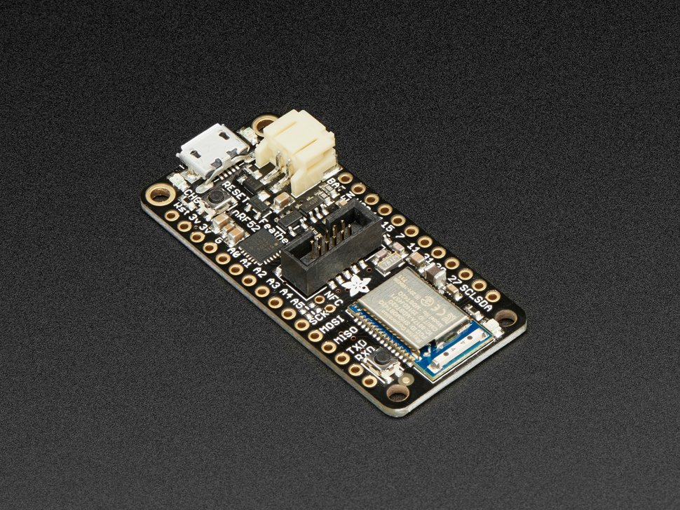 myNewt전용 Adafruit Feather nRF52 Pro [3574]