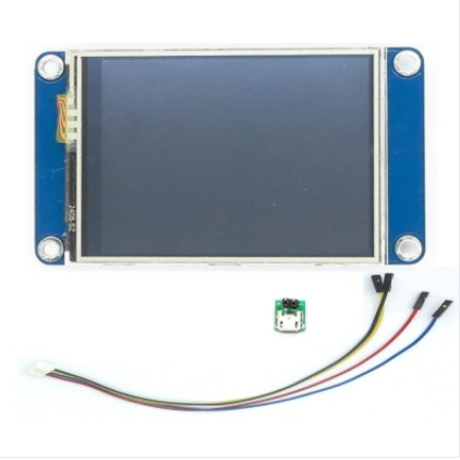 Nextion NX3224T024 - Generic 2.4 TFT Intelligent LCD Touch Display,스마트LCD,지능형LCD,넥션