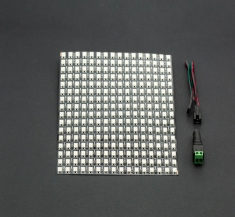 Gravity: Flexible 16x16 RGB LED Matrix DFR0463