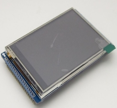 2.8 터치스크린 TFT LCD(all interface)