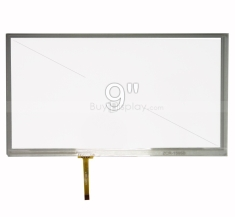 TFT LCD 모듈, 9.0인치, 4-Wire Resistive Touch Panel Screen, ER-TP090-1
