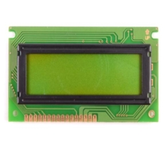 캐릭터 LCD / 16x2 / Yellow/Green / ABC016002G11-YHY-R-02