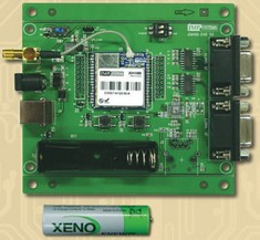 JSN100 Evaluation Board