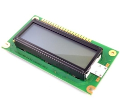 그래픽 LCD / 122x32 / Yellow/Green / PG12232LRS-AGB-B-Q