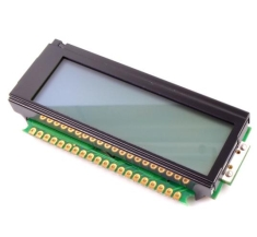그래픽 LCD / 122x32 / Yellow/Green / PG12232LRS-FGB-B-Q