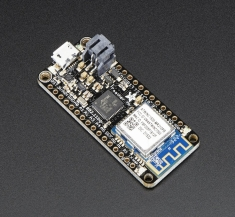 피더 M0 WiFi 모듈 / Adafruit Feather M0 WiFi - ATSAMD21 + ATWINC1500 [3010]
