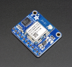 ATWINC1500 와이파이 브레이크(uFL 커넥터 포함 ) / Adafruit ATWINC1500 WiFi Breakout with uFL Connector - fw 19.4.4 [3060]