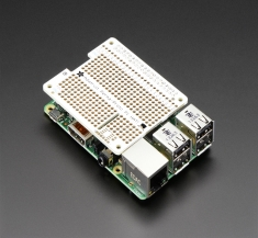 Pi Mini Kit 용 Adafruit Perma-Proto HAT / Adafruit Perma-Proto HAT for Pi Mini Kit - No EEPROM [2310]