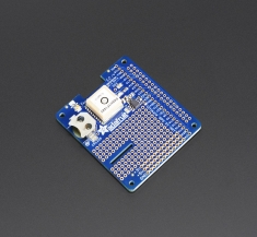 Adafruit 얼티밋 GPS HAT 라즈베리파이 A+/B+/Pi 2 미니키트 / Adafruit Ultimate GPS HAT for Raspberry Pi A+/B+/Pi 2 - Mini Kit [2324]