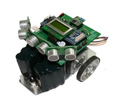 UltraSonic Mobile Robot