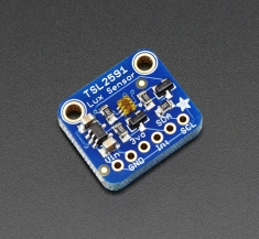 Adafruit TSL2591 높은 동적 범위 디지털 광 센서 / Adafruit TSL2591 High Dynamic Range Digital Light Sensor [1980]