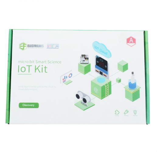 마이크로비트 스마트 사이언스 IoT 키트